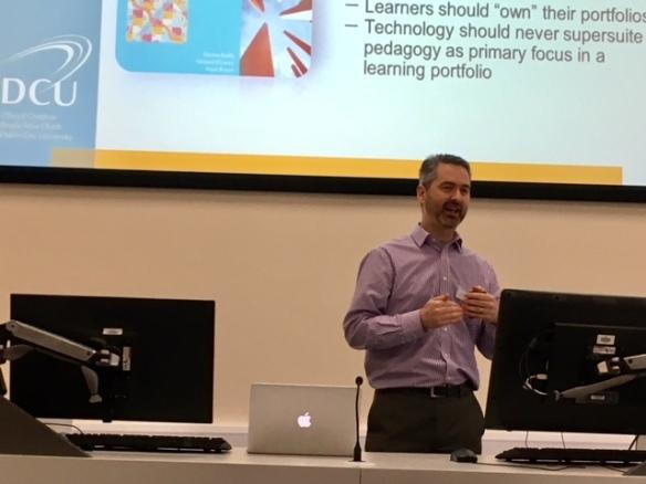 Dr Mark Glynn, DCU