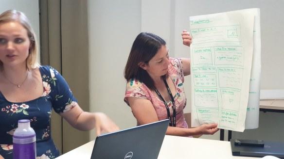 Designing ePortfolio templates