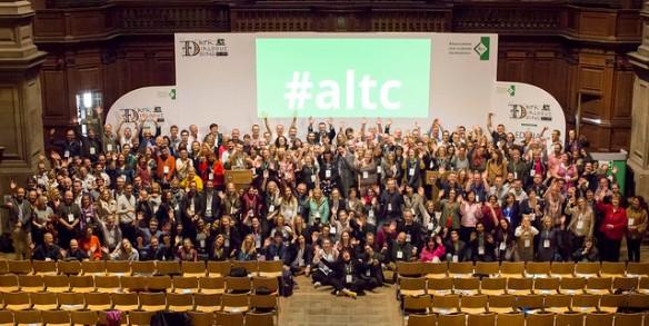 Alt delegates, Picture by Chris Bull for Association for Learning Technology www.chrisbullphotographer.com